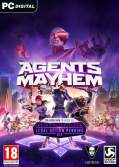 Agents of Mayhem ключ