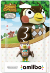 Amiibo Blathers Animal Crossing Collection