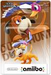 Amiibo Duck Hunt Duo Super Smash Bros