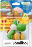 Amiibo Green Yarn Yoshi Yoshis Woolly World