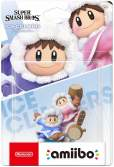 Amiibo Ice Climbers Super Smash Bros