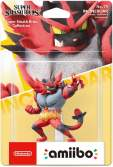 Amiibo Incineroar Super Smash Bros