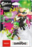 Amiibo Inkling Boy Neon Green Splatoon 2 Collection