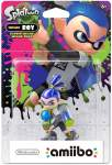 Amiibo Inkling Boy Splatoon Collection