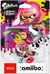 Amiibo Inkling Girl Neon Pink Splatoon 2 Collection