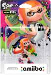 Amiibo Inkling Girl Splatoon Collection