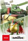 Amiibo King K Rool Super Smash Bros