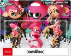 Amiibo Octoling Girl Octopus Boy Splatoon 2 Pack