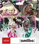Amiibo Pearl and Marina Splatoon 2 Collection