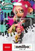 Amiibo Splatoon 2 Octoling Girl Collection