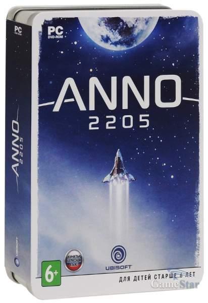 Anno 2205 Коллекционное издание pc