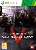 Armored Core V Verdict Day Xbox 360