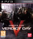Armored Core Verdict Day ps3