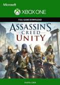 Assassins Creed Единство Xbox One ключ