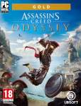 Assassins Creed Одиссея Gold Edition ключ