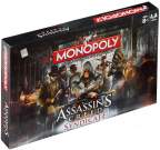 Assassins Creed Синдикат Monopoly Board Game