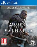 Assassins Creed Valhalla Ultimate Edition ps4