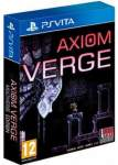 Axiom Verge Multiverse Edition ps vita