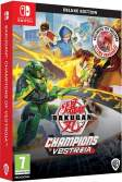 Bakugan Champions of Vestroia Deluxe Edition Switch