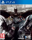 Batman Arkham Collection Standard Edition ps4