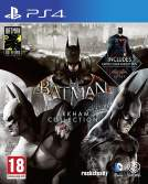 Batman Arkham Collection Steelbook Edition ps4