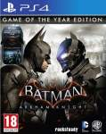 Batman Рыцарь Аркхема Game of the Year Edition ps4