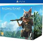 Biomutant Collectors Edition ps4