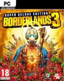 Borderlands 3 Super Deluxe Edition ключ