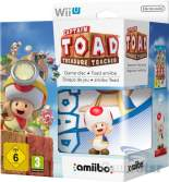 Captain Toad Treasure Tracker Amiibo Bundle Wii U