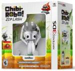 Chibi Robo Zip Lash Amiibo bundle 3ds