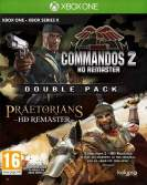 Commandos 2 and Praetorians Double Pack Xbox Series X