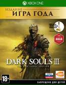 Dark Souls 3 Game of the Year Edition Xbox One