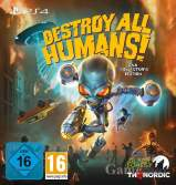 Destroy All Humans Collectors Edition ps4