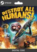 Destroy All Humans ключ