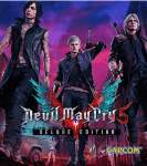 Devil May Cry 5 Deluxe Edition ключ