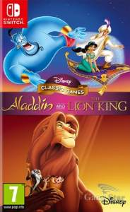 Disney Classic Games Aladdin and the Lion King Switch