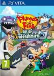 Disney Phineas and Ferb Day of Doofensmirtz ps vita