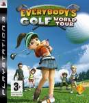 Everybodys Golf World Tour ps3