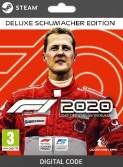 F1 2020 Deluxe Schumacher Edition ключ