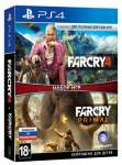 Far Cry 4 Far Cry Primal ps4