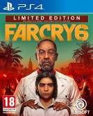 Far Cry 6 Limited Edition ps4