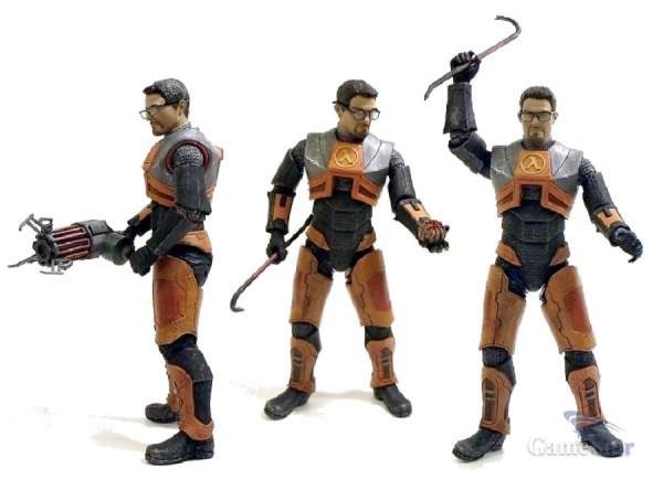 Фигурка Half Life 2 Gordon Freeman Action Figure Neca