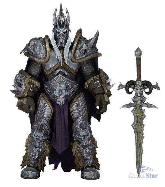 Фигурка Heroes of the Storm Arthas