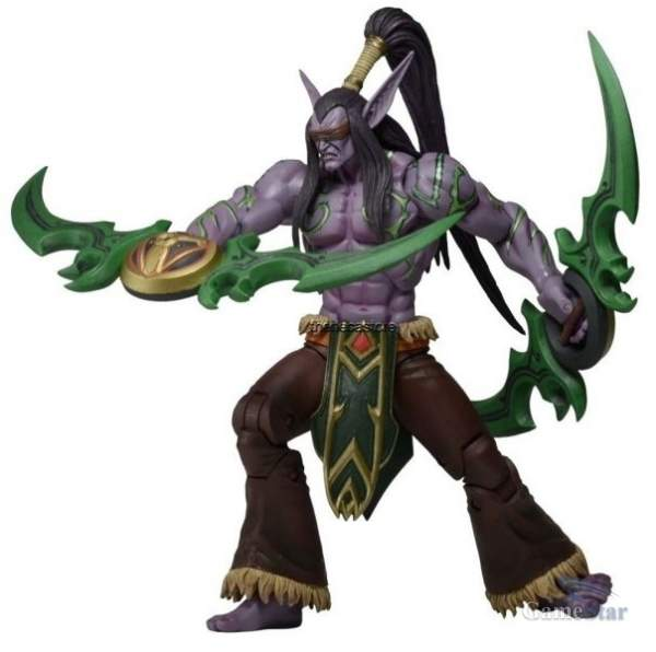 Фигурка Heroes of the Storm Illidan
