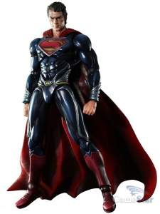 Фигурка Man of Steel Superman Square Enix Action Figure