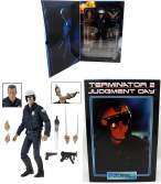 Фигурка Terminator 2 Judgement Day T1000 Motorcycle Cop