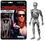 Фигурка Terminator T800 Endoskeleton Reaction Funko