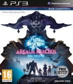 Final Fantasy 14 A Realm Reborn Nordic Limited Edition ps3