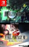 Final Fantasy 7 и 8 Remastered Twin Pack Switch