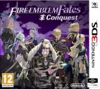 Fire Emblem Fates Conquest 3ds